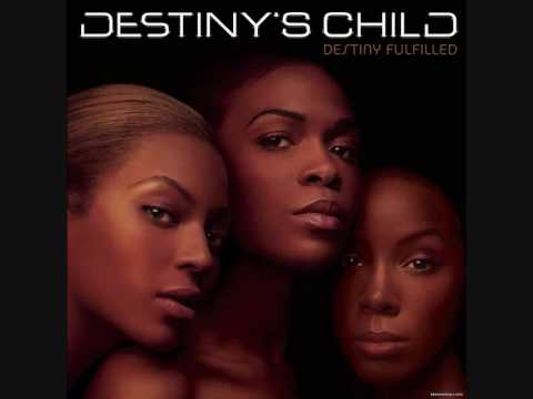 Destiny's Child - Through With Love