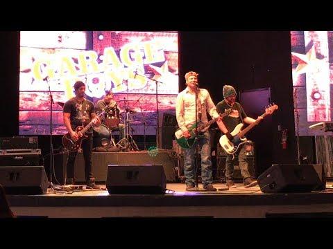 Garage Boys - Fremont Street Experience - December 16, 2017