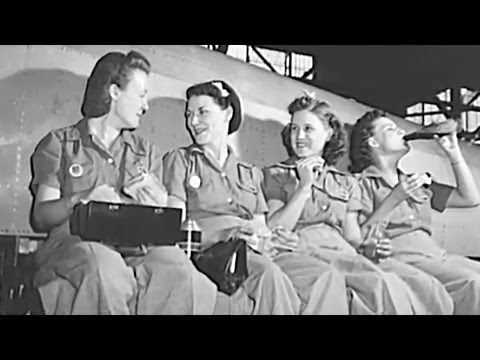 Beyond The Story: American Women During World War II