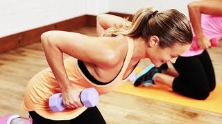 Get the Tightest Arms in Town With This 10-Minute Workout | Class FitSugar - YouTube