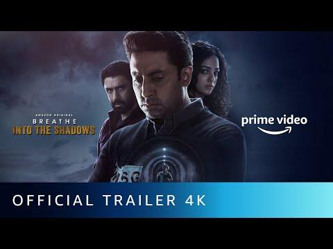 Breathe - Into The Shadows   Official Trailer   Abhishek Bachchan, Amit Sadh, Nithya Menen   July 10