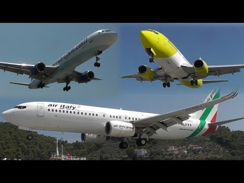 plane - How much aviation can you stand? After last year's tremendous success, a 1-hour spotting video at Skiathos, I had received endless requests for more! This ye...