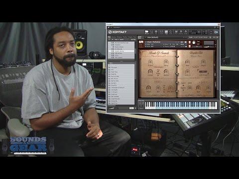 BigWerks Book Of Sounds Urban Kontakt Library Review - SoundsAndGear.com
