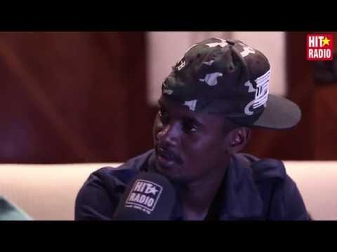 #Exclu Interview avec Black M sur HIT RADIO