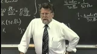 Lecture 10: Beginning Algebra (Math 70)