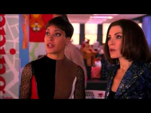 The Good Wife 7.09 (Clip)