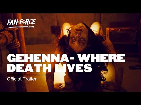 Gehenna- Where Death Lives - Official Trailer 2016 - Horror Film