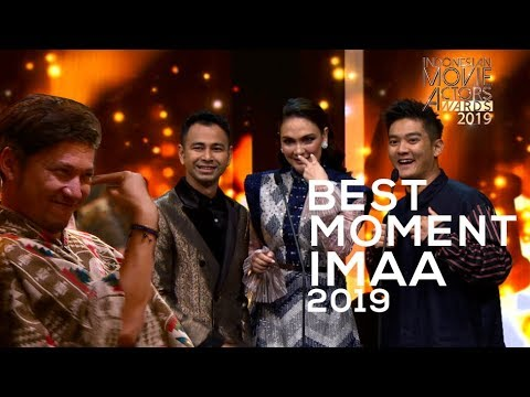 BEST MOMENT IMAA 2019