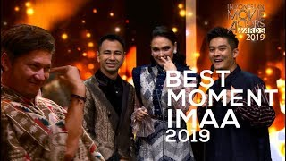 Video BEST MOMENT IMAA 2019 MP3, 3GP, MP4, WEBM, AVI, FLV Juli 2019