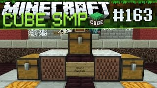 Minecraft Cube SMP: Halloween Auction!! - Ep 163