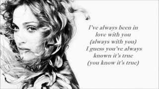 Video Madonna - Take a Bow (1994) with Lyrics MP3, 3GP, MP4, WEBM, AVI, FLV Juli 2018
