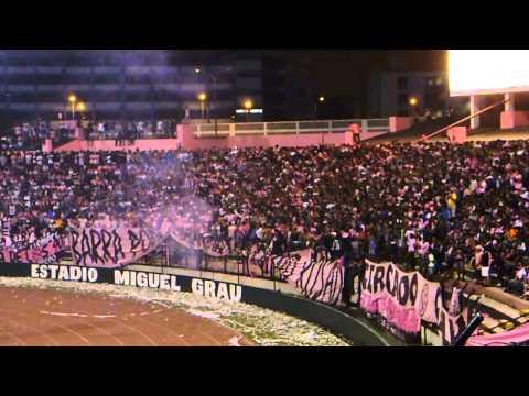 NOCHE ROSADA JUVENTUD (SBA) ROSADA - Barra Popular Juventud Rosada - Sport Boys