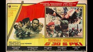 Video FILM PENGKHIANATAN G 30 S PKI (1984) MP3, 3GP, MP4, WEBM, AVI, FLV November 2018