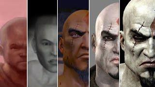 Historia completa de Kratos Ascension Chains of Olympus 1 Ghost of Sparta 2 y 3