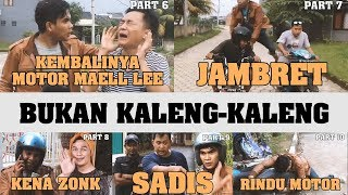 Video Kompilasi #TukangOjek Part 6-10 | Maellee MP3, 3GP, MP4, WEBM, AVI, FLV Desember 2018