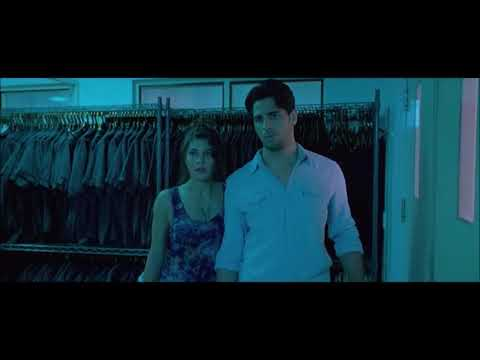 A Gentleman escaping cool fight scene |Siddharth and Jaquelin |