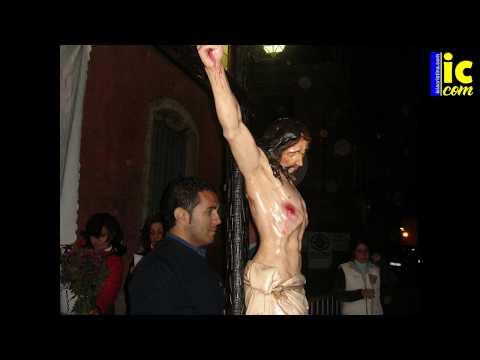 Vía Crucis del Cristo Crucificado de La Redondela Viernes de Dolores 30 Marzo 2007