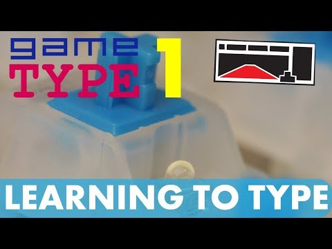 Game Type Episode 1: ZTYPE, Western Press, Epistory. Games + Typing Practice
