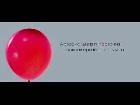 Артериальная гипертония. Социальный ролик