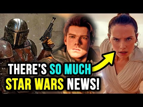The Rise of Skywalker, The Mandalorian & Jedi Fallen Order Breakdown!