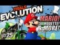 Hatventures - Trials Evolution #25 - Mario! Silhouette! Extreme Drop Eroded!