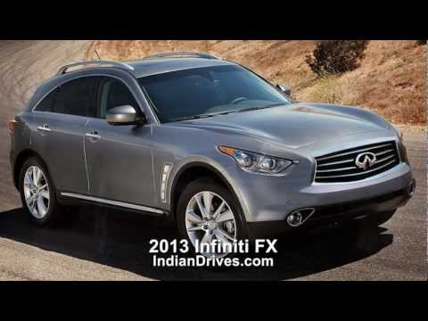 2012 Infiniti FX - Video Review