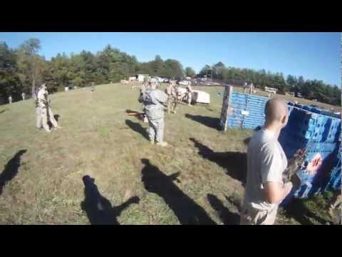 (HD) Fulda Gap 2011 Soviet Charge