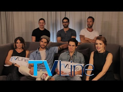 Teen Wolf Cast Interview at Comic-Con 2014 - TVLine