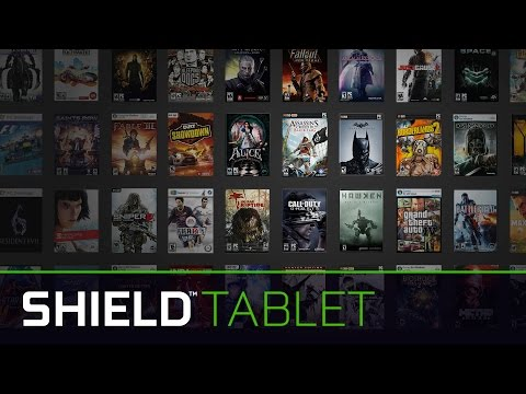high - Learn more: http://shield.nvidia.com/ The NVIDIA® SHIELD™ tablet delivers the perfect mix of power, portability, and performance. The world's fastest mobile processor. Unbeatable tablet...