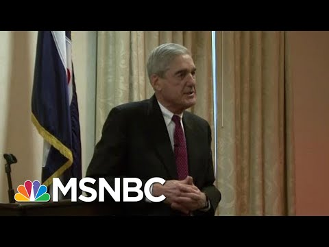 Mueller's Bombshell: Trump Can Be Impeached Or Indicted Later | The Beat With Ari Melber | MSNBC