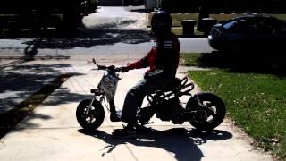 3. 2006 Honda Ruckus GY6