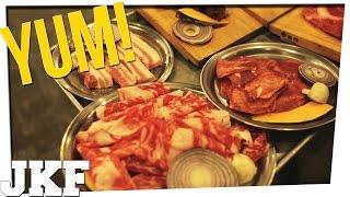Korean BBQ in Australia!