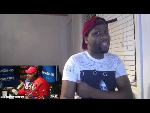 Stogie T Freestyle On Sway In The Morning | DTB Reaction