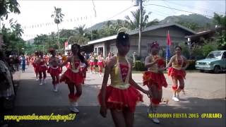 Macrohon Philippines  city photo : macrohon fiesta 2015 (parade).mp4