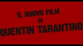 Django Unchained Trailer Italiano 2012
