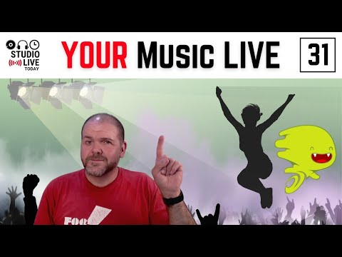 Listening to YOUR songs | Your Music Live #31