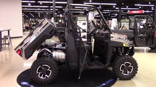 5. 2018 Polaris Industries RANGER XP 1000 EPS - New Side x Side For Sale - Elyria, OH
