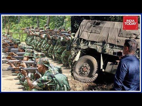 Encounter In Arunachal Pradesh After Jawan Injured In Attack On Army Convoy By ULFA, CorCom