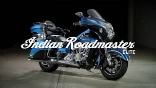 8. INTRODUCING THE ROADMASTER® ELITE - Indian Motorcycle