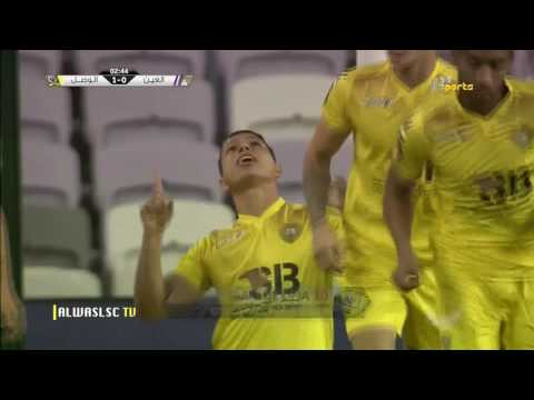 Al Ain (2) x Al Wasl (1) AG League 04-12-2016~ Goal