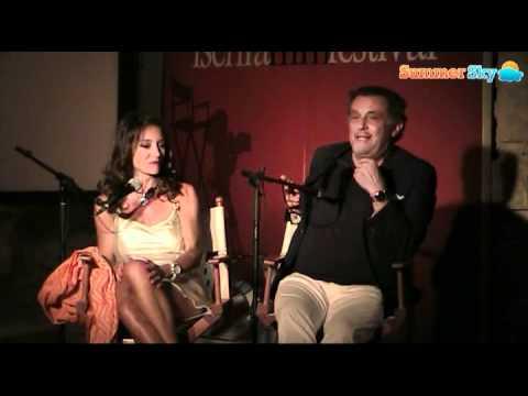 Ischia Film Festival - Incontro con Andrea Roncato e Stefania Barca