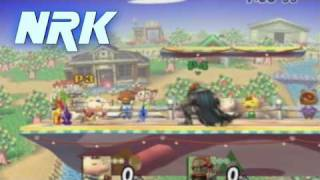 Throwback to when Brawl combo videos were popular