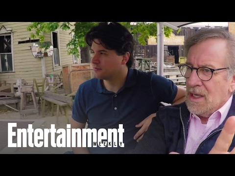 Inside Steven Spielberg's Secret World: A Guided Tour Of The Universal Lot | Entertainment Weekly
