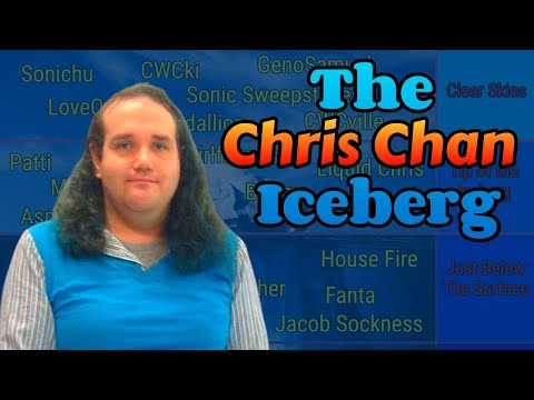 The Chris Chan Conspiracy Iceberg | How Deep Does It Go?