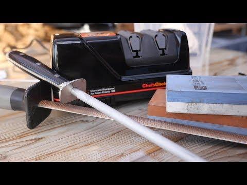 Knife sharpener - Which is best !! ??