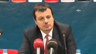 Ergin Ataman: Fenerbahçe maçında sahadayım