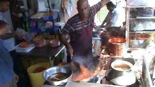 Fried Noodle Mamak Style At Lorong Bangkok Penang Part 2