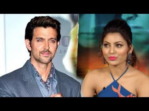 Urvashi Rautela Speaks up On Working With Hrithik