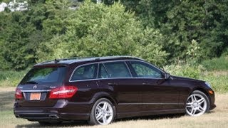 2011 Mercedes-Benz E350 4Matic Wagon Review