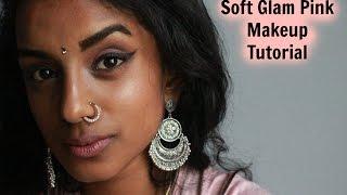 Nonton ♡ SOFT PINK GLAM MAKEUP TUTORIAL FOR MEDIUM TO DARK SKIN GIRLS  |VOGUEUNICORN ♡ Film Subtitle Indonesia Streaming Movie Download